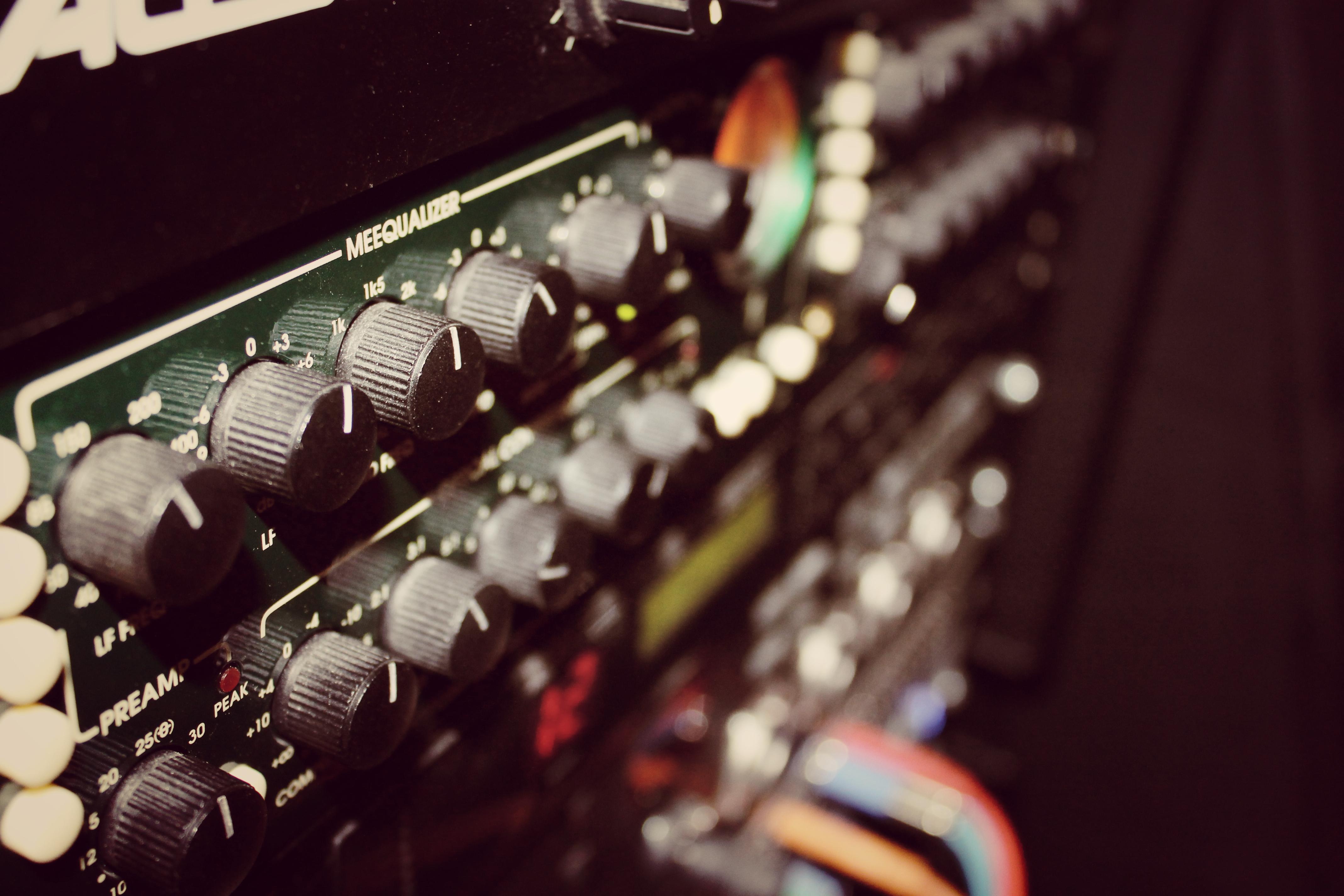 recording & Mixing - Studio di registrazione - Sonus Factory -