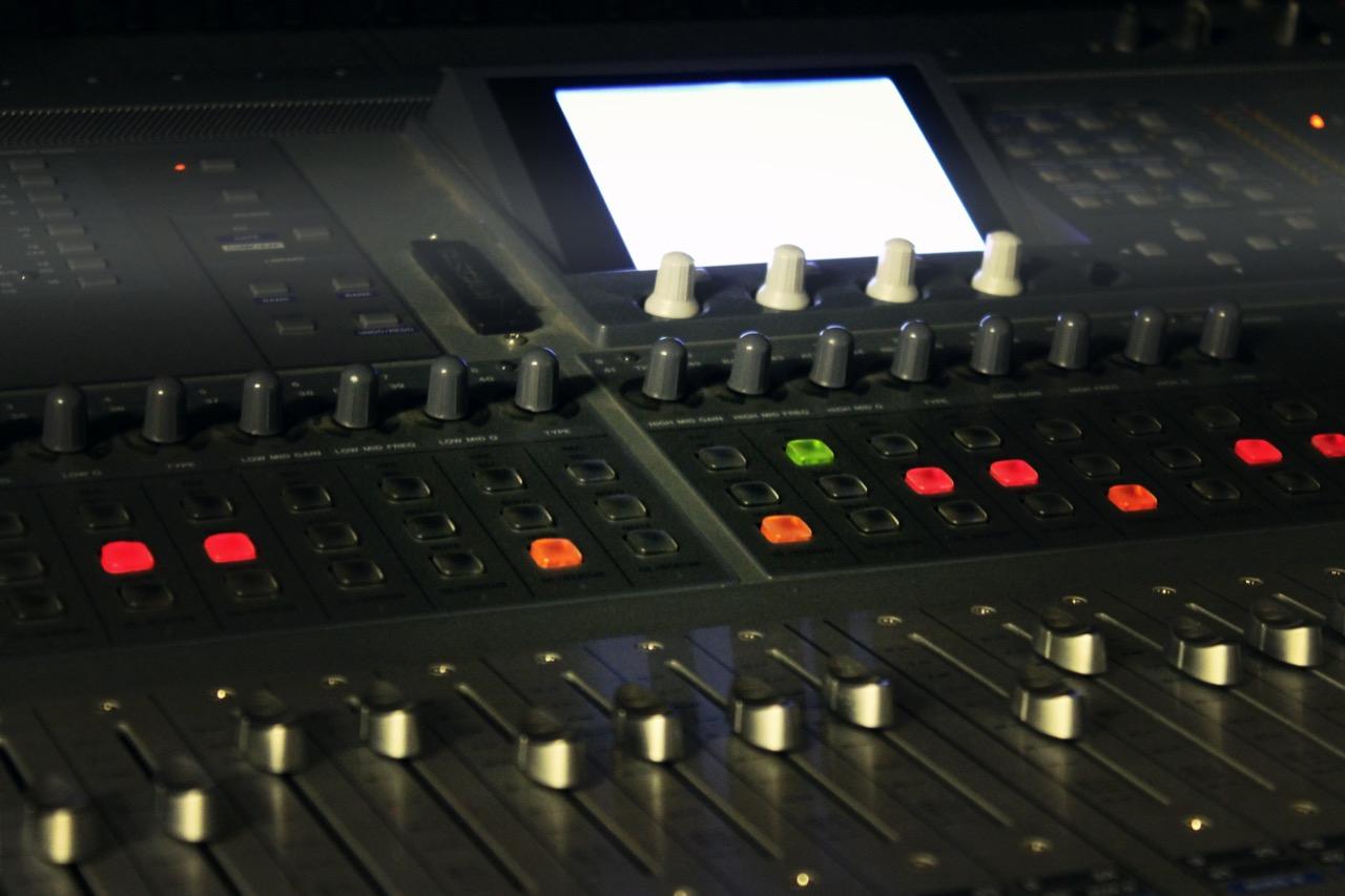 Studio di registrazione - Studio Fagen - Sonus Factory