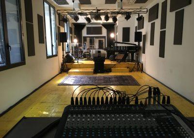 Sala MJ palco 3 | Sonus Factory
