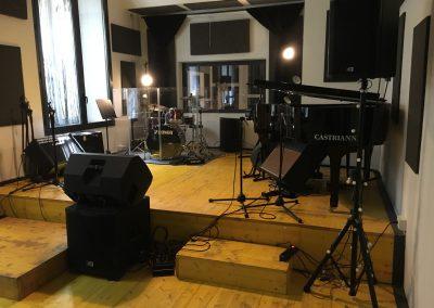 Sala MJ Palco 2 | Sonus Factory