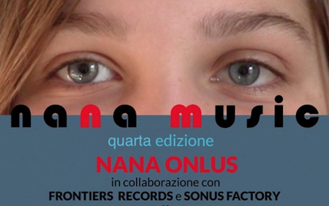 """Borse di Studio """"Nana Music 2019"""""""
